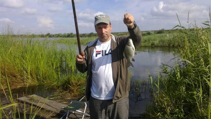 Рыбалка в Тамбовской области: лучшие места на карте ТОП-5
