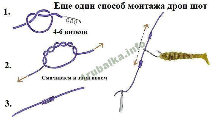 Оснастка дроп-шот для ловли хищника на ахтубе - рыбалка на ахтубе с комфортом - база трёхречье