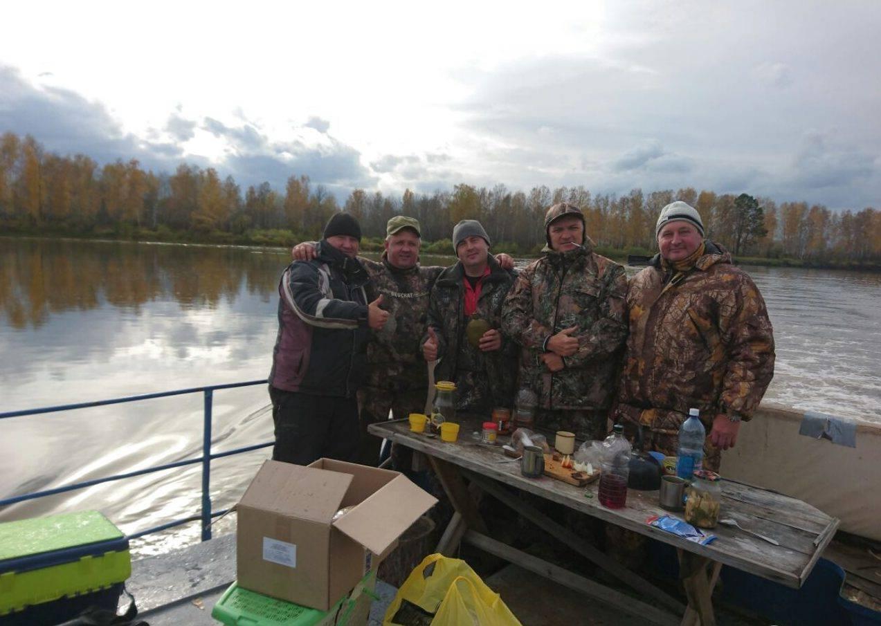 Рыбалка на реке томь кемеровской области