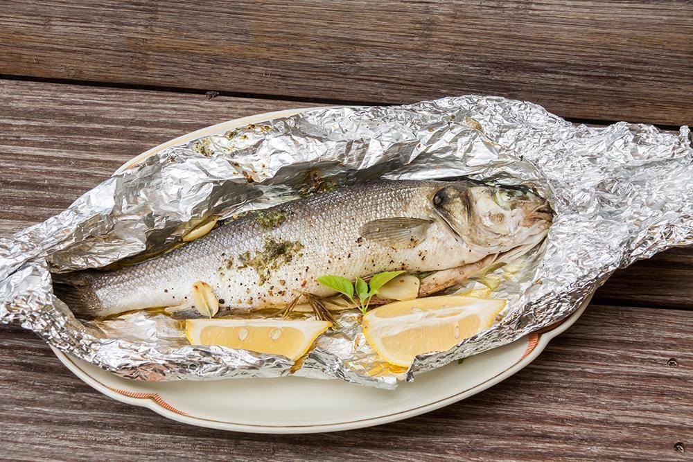 Сибас на мангале: основные рецепты по приготовлению