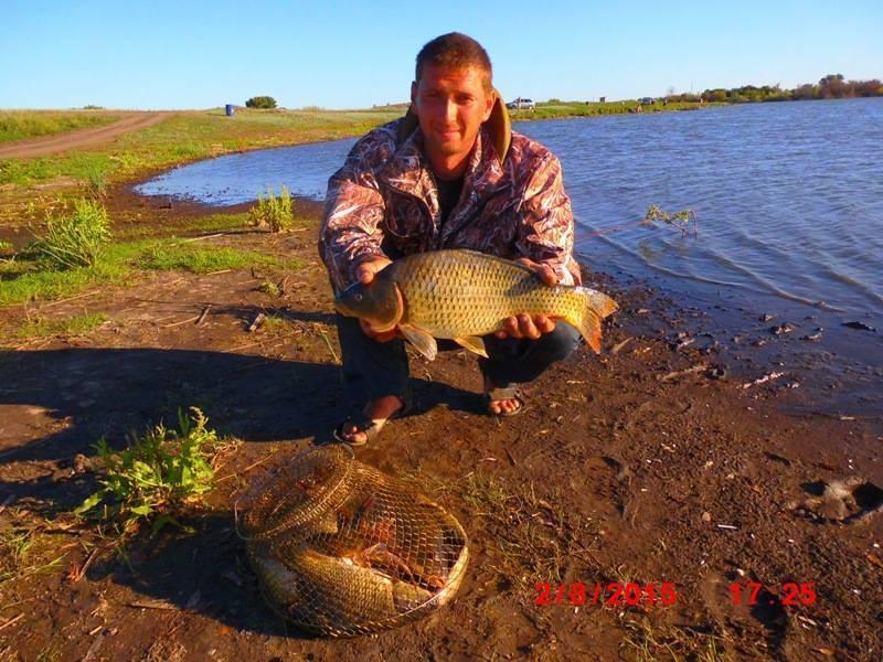 Рыбалка в туле и тульской области
