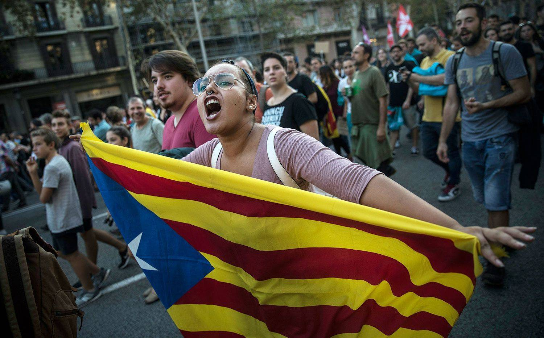 автономное сообщество Каталония