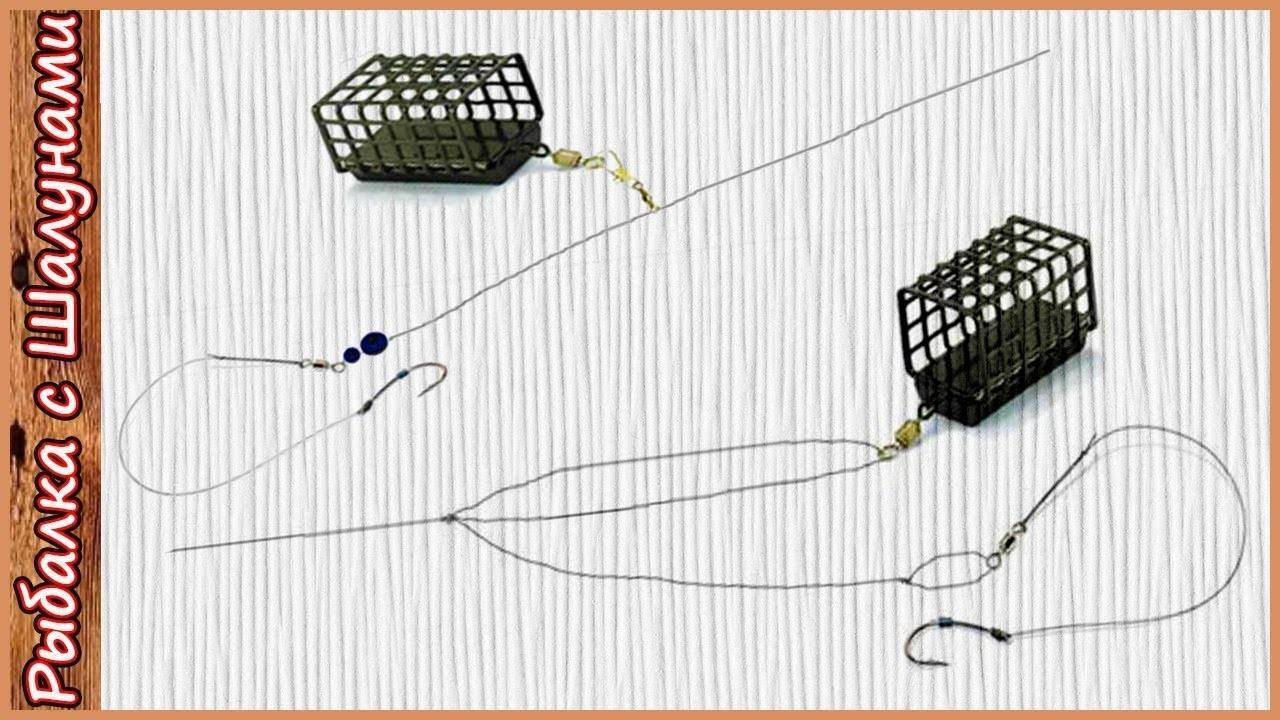 Петля гарднера для фидера: как вязать эту оснастку.