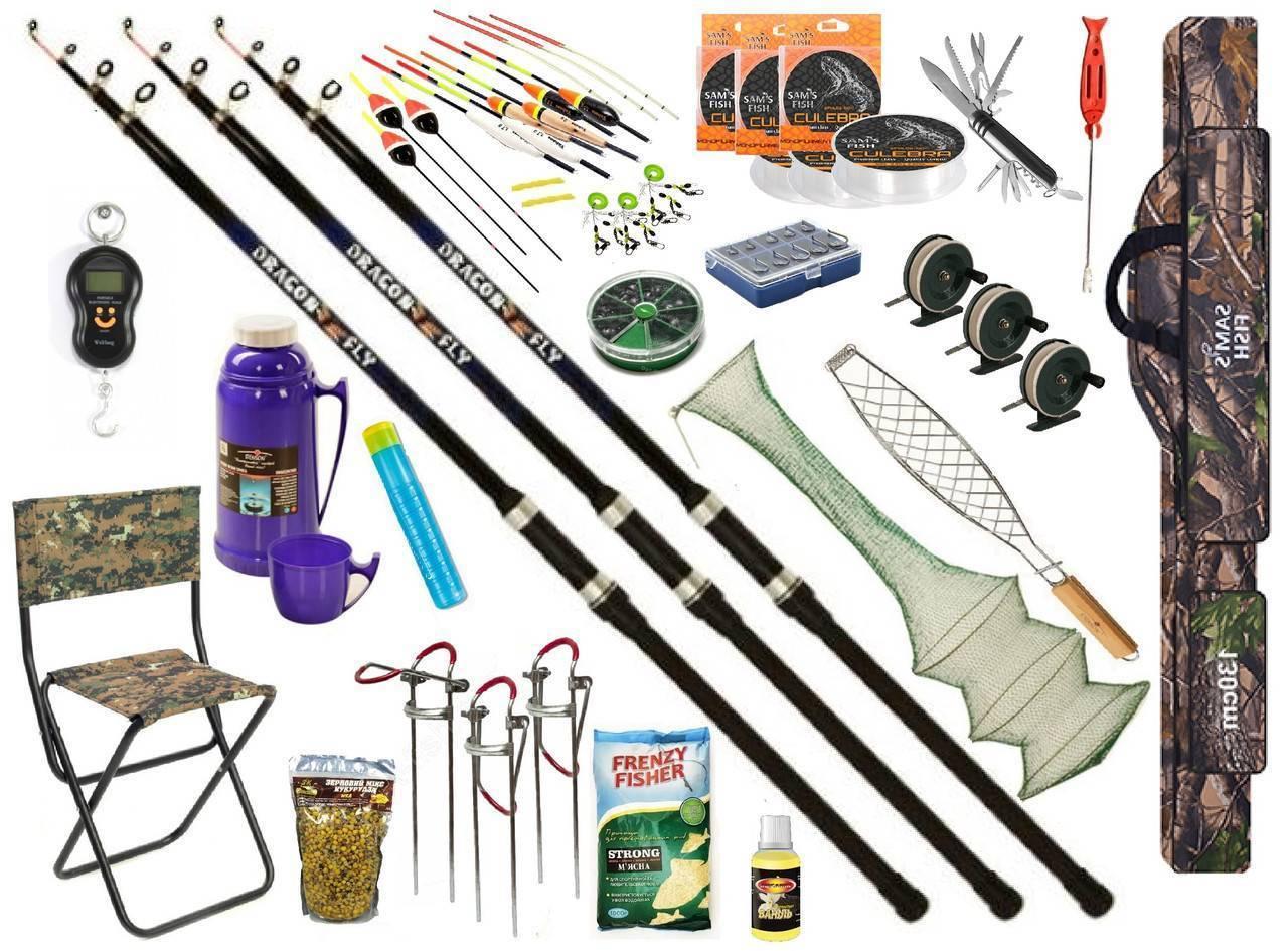 Без чего нельзя идти на рыбалку? топ-11 рыболовных вещей