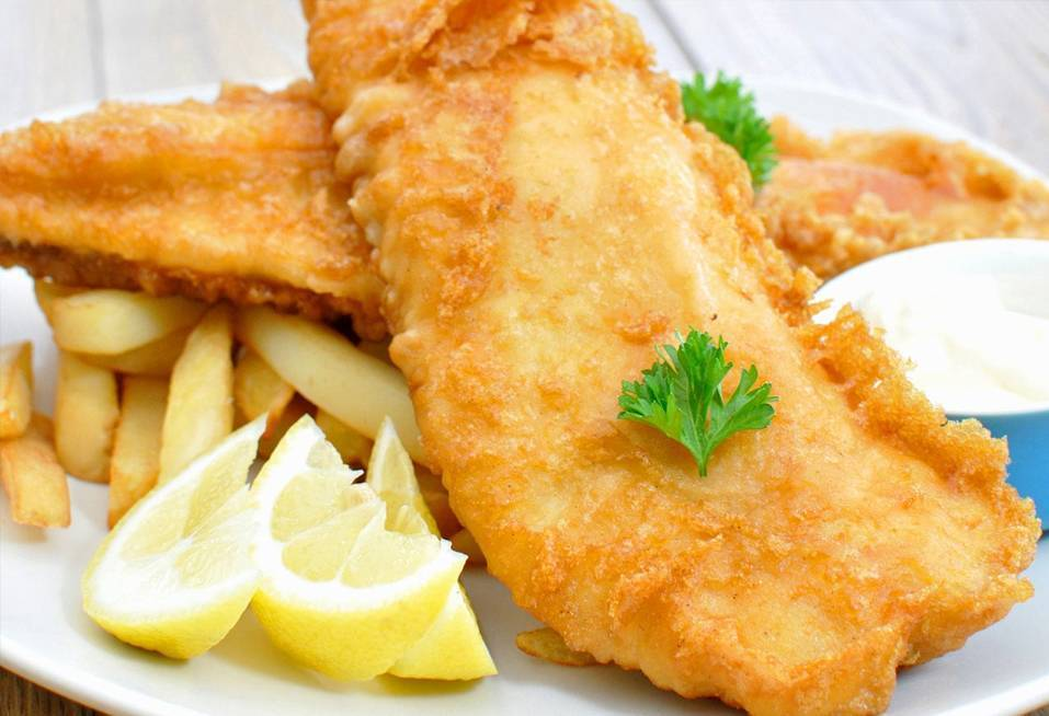 Рыба в пивном кляре: рецепты, советы