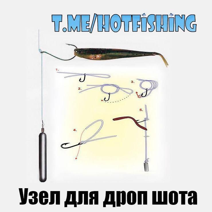 Оснастка дроп-шот: монтаж, техника ловли, проводка. ловля щуки на дропшот с берега и лодки