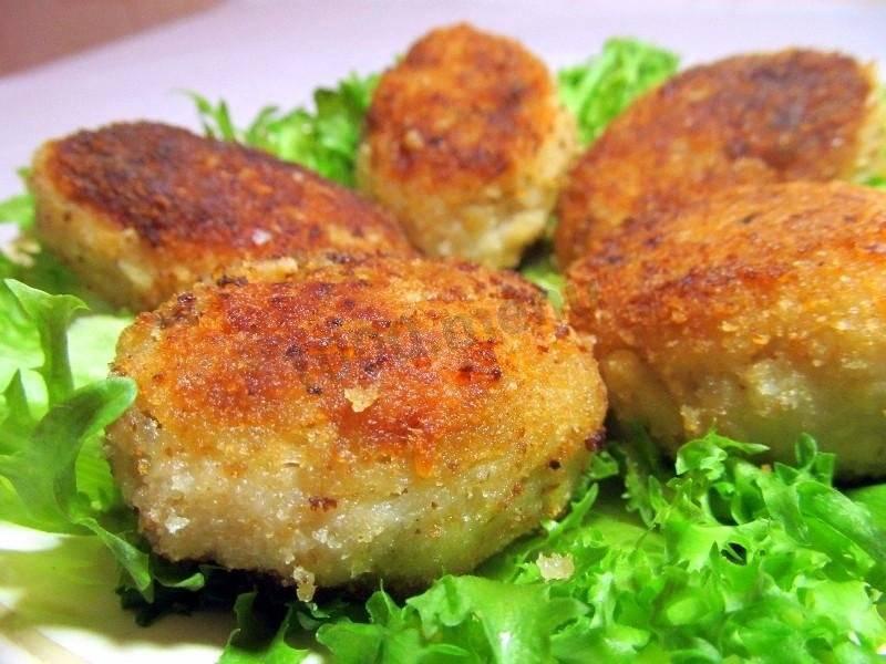 Котлеты из язя – кулинарный рецепт
