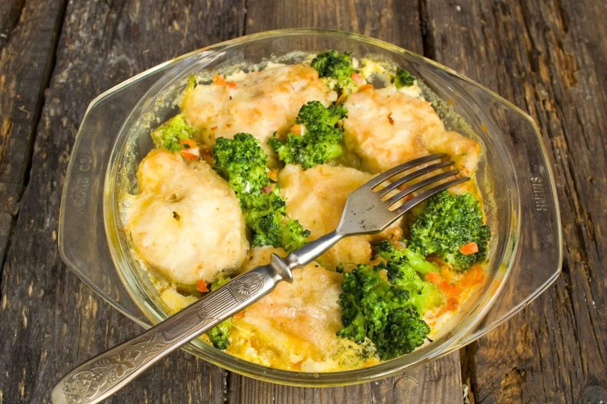 Запеченная рыба с рисом в духовке (часть 2) «  домашняя кулинария и рецепты