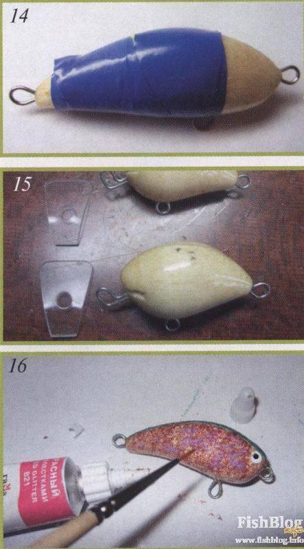 Как привязать воблер - правильный монтаж и поводки