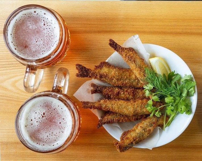Кляр для рыбы на пиве – 7 рецептов