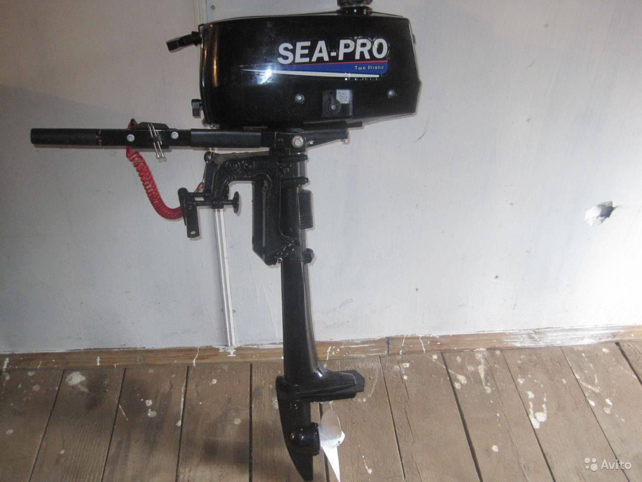 Лодочный мотор sea-pro t 3 s отзывы, характеристики, цена, недостатки