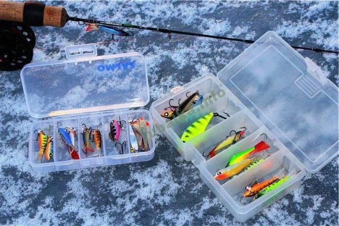 Ловля окуня зимой на балансир: как рыбачить, проводки и снасти