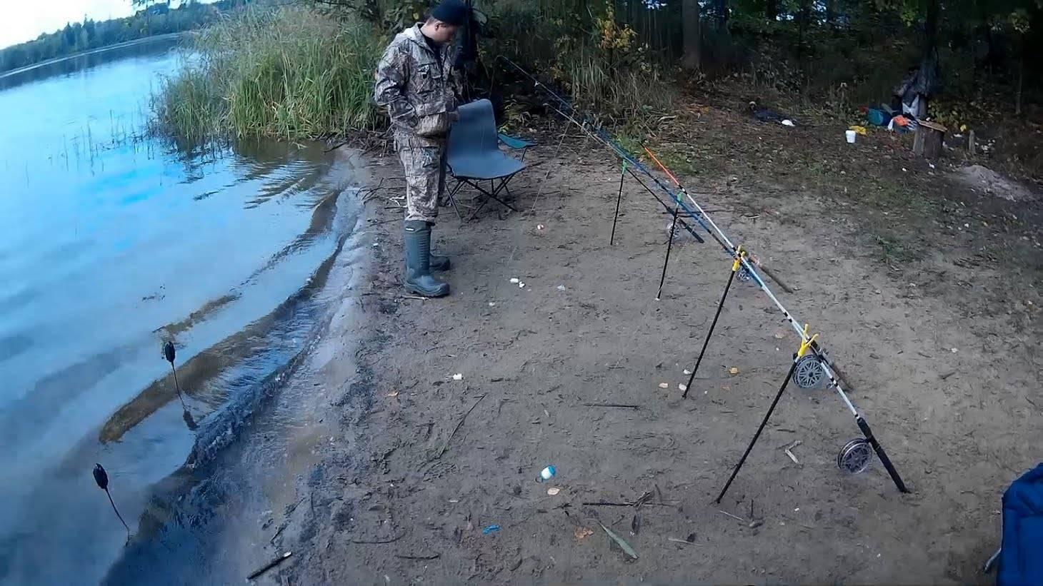 Снасти на леща для ловли с берега летом, оснастка и техника