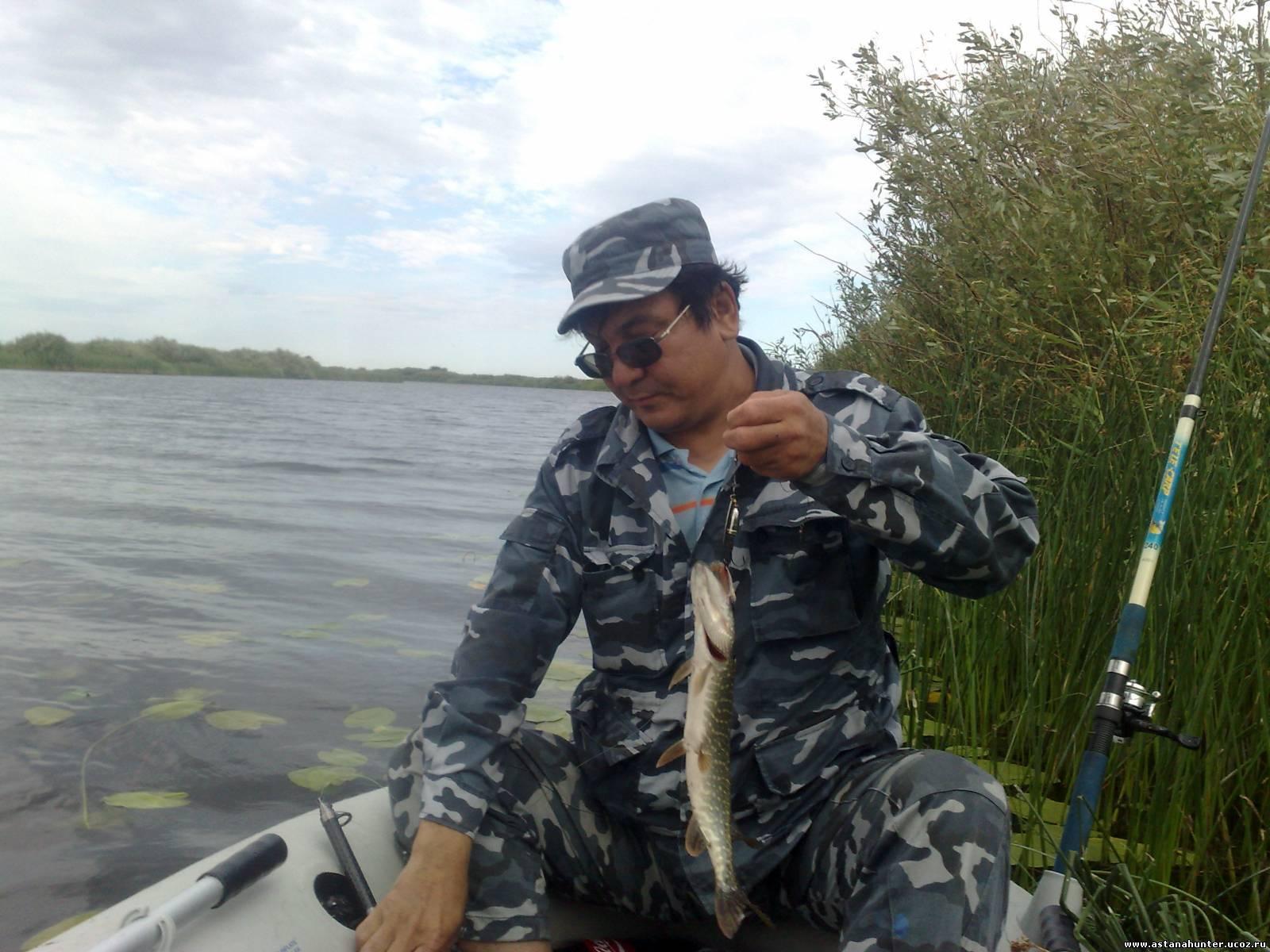 Рыбалка на налима на ишиме