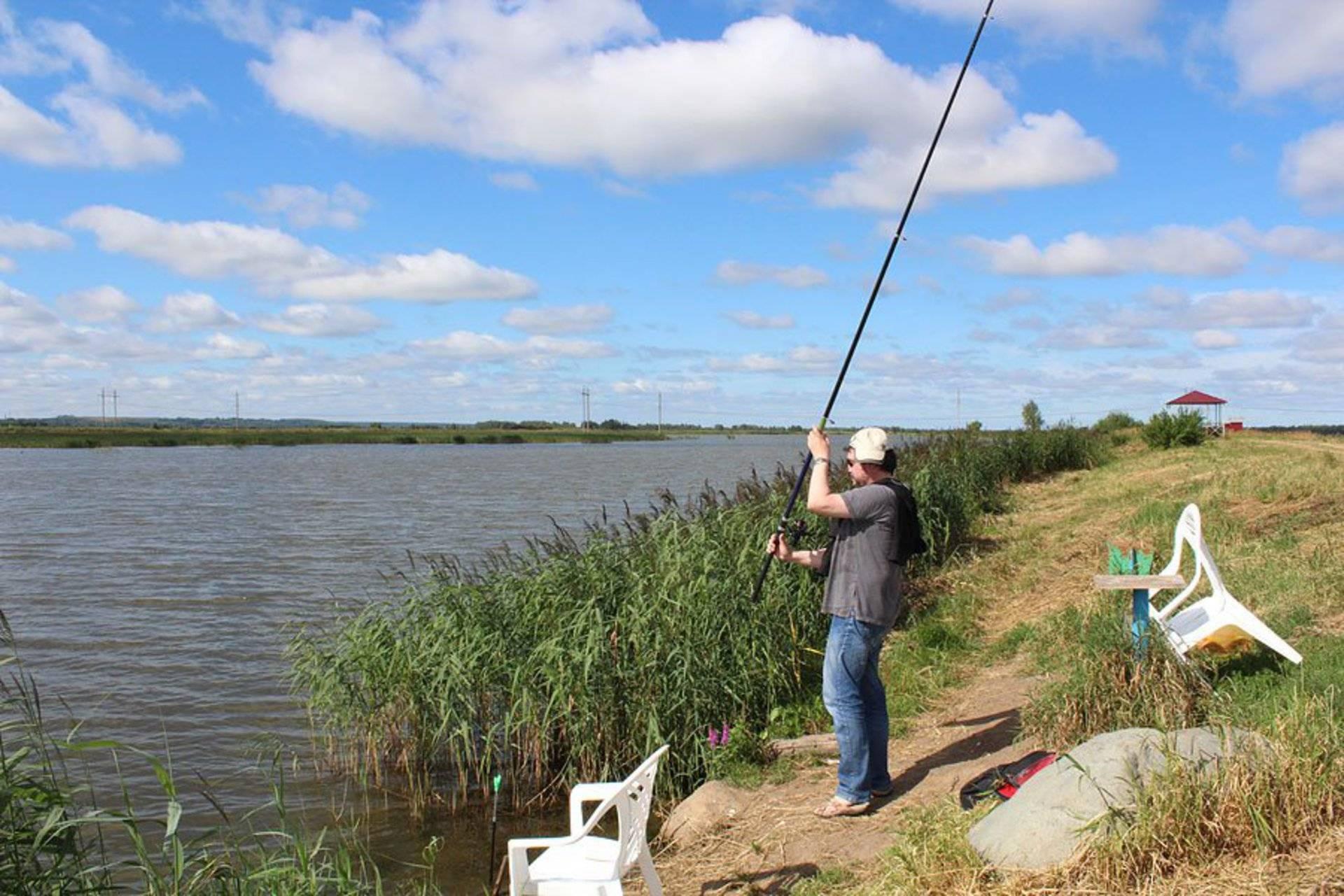 Рыбалка в Костромской области: лучшие места на карте ТОП-5