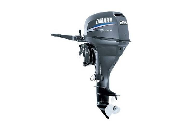 Лодочный мотор «ямаха 2» - особенности и обзор