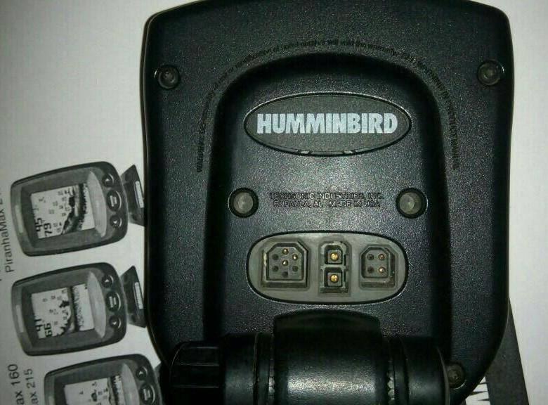 Humminbird piranhamax 220 - купить , скидки, цена, отзывы, обзор, характеристики - эхолоты