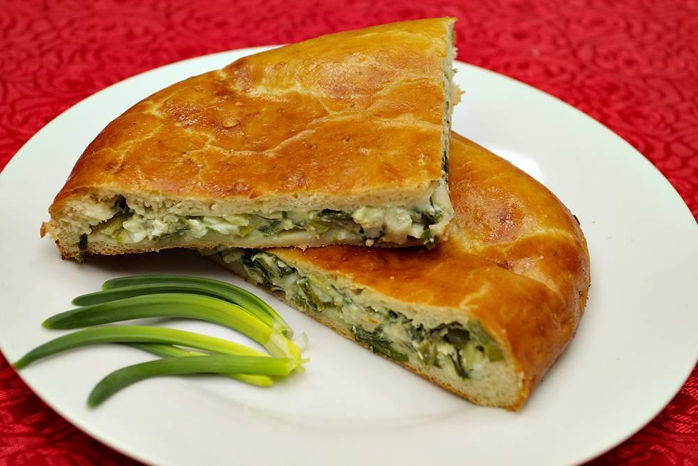 Пирог с капустой и рыбой - пошаговый рецепт с фото