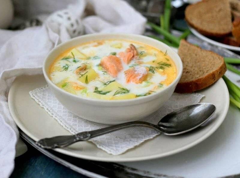 Рыбный суп из форели: рецепты с фото пошагово