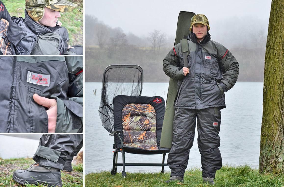Как выбрать демисезонный костюм для охоты?
