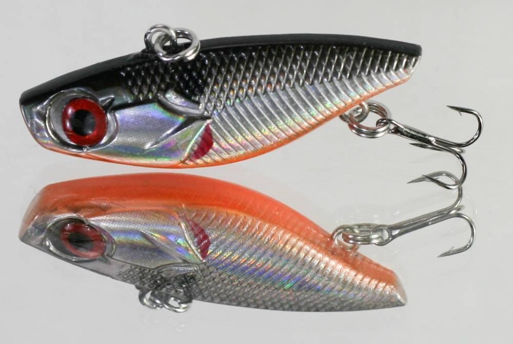 Раттлины для зимней рыбалки на судака