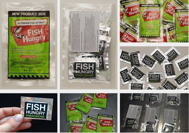 Fishhungry – лучший активатор клева рыбы №1