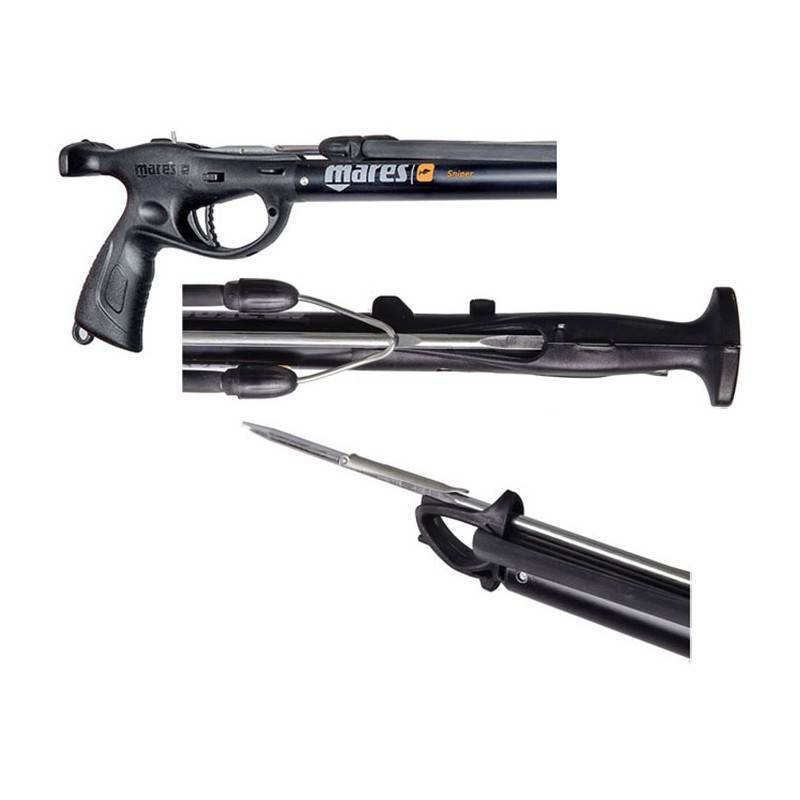Ружье для подводной охоты - арбалет, пневматическое и пружинное: цена и как выбрать