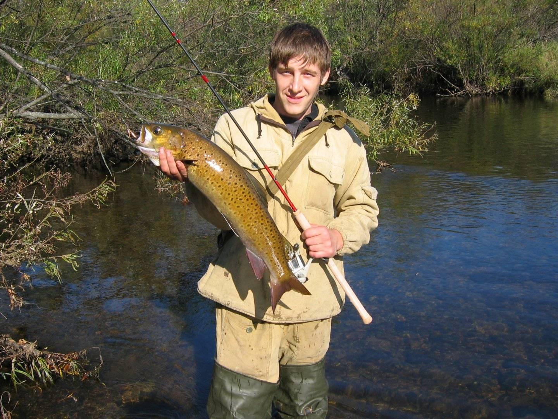 Рыбалка на реке лена и ее притоках