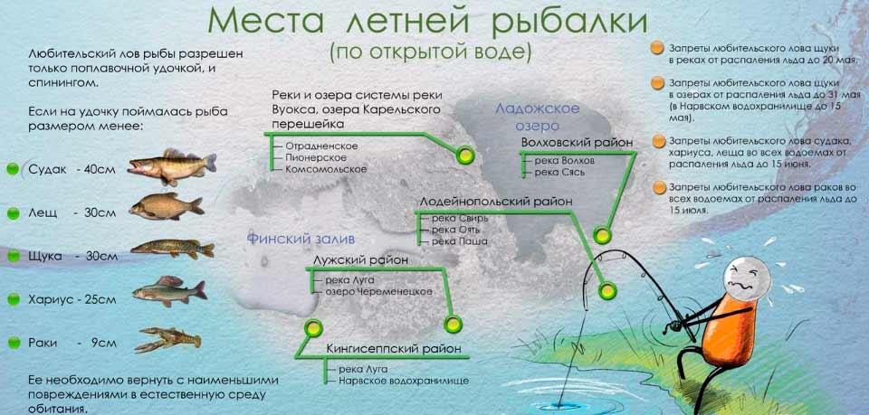 Рыбалка на Байкале — ловля летом на удочку