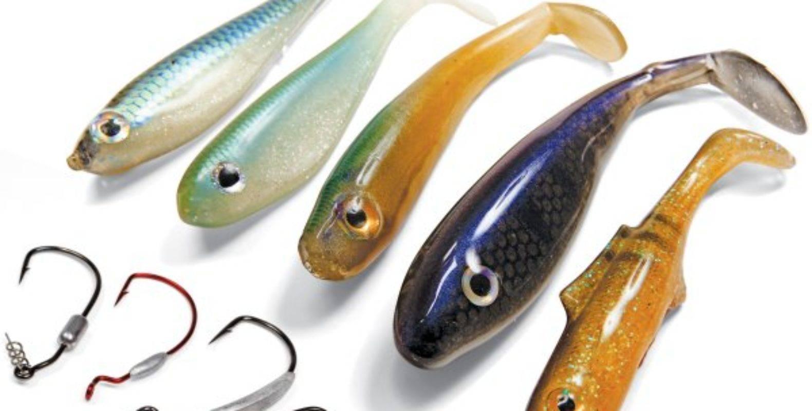 Ловля щуки на силиконовые приманки: как подобрать цвет, размер и монтаж