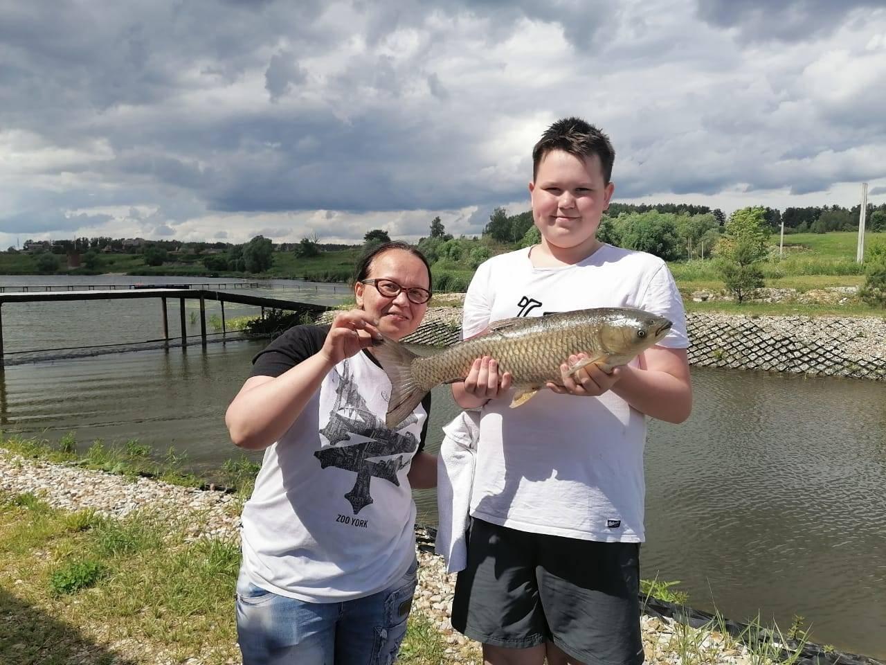 Каталог прудов для платной рыбалки