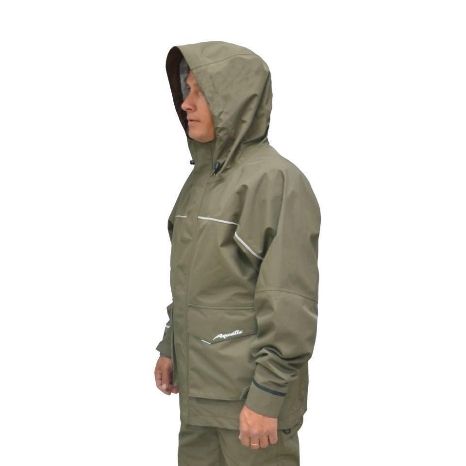 Выбираем непромокаемый дышащий костюм для летней рыбалки