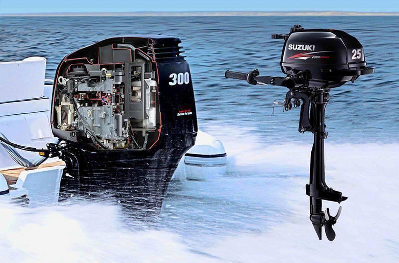 10 лучших лодочных моторов