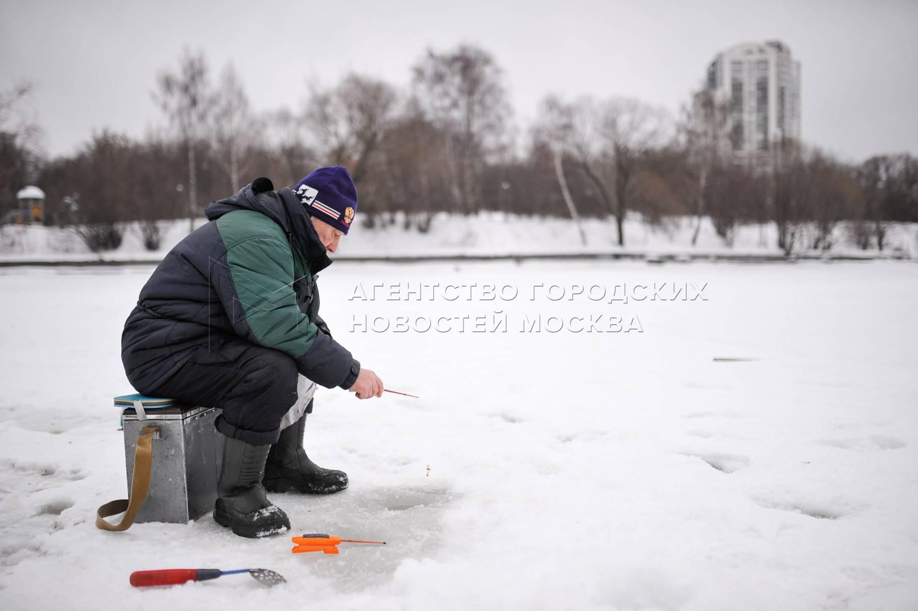 Рыбалка на Химкинском водохранилище