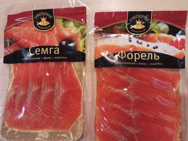 Лосось и сёмга - это одно и то же: отличия рыб семейства лососевых - семги и форели