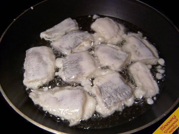 Кляр для рыбы