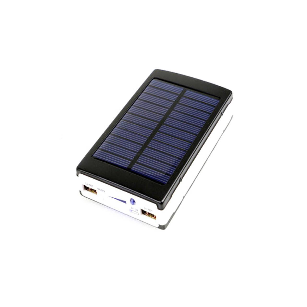 Power bank на солнечных батареях