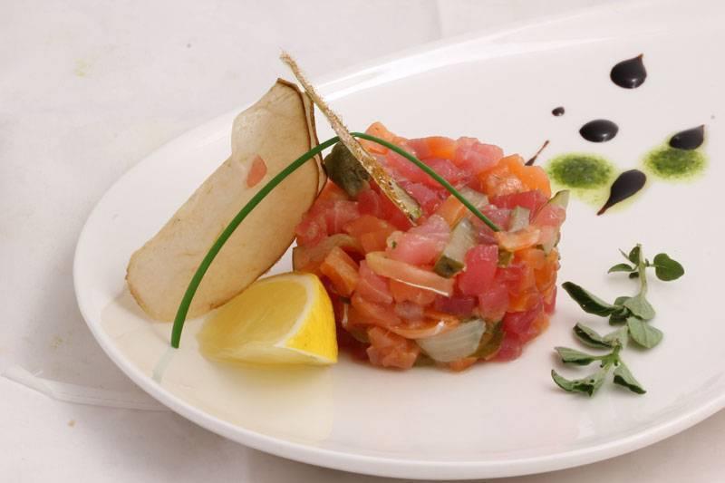 Севиче из лосося - 13 пошаговых фото в рецепте