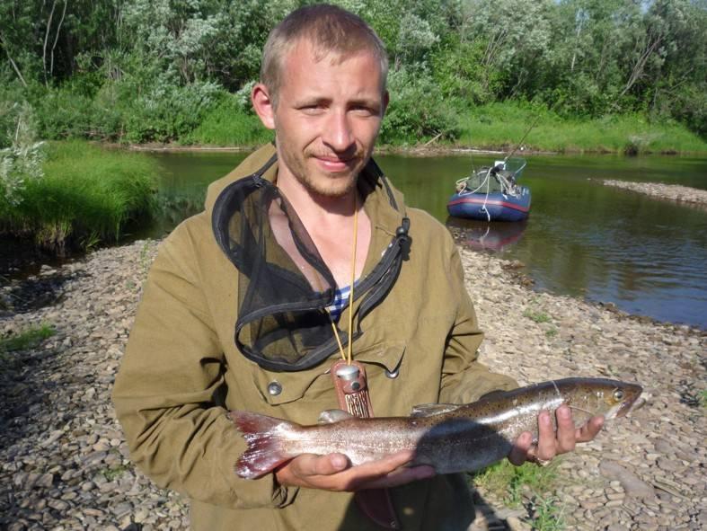 Рыбалка в красноярском крае. отчеты и обсуждения на форуме