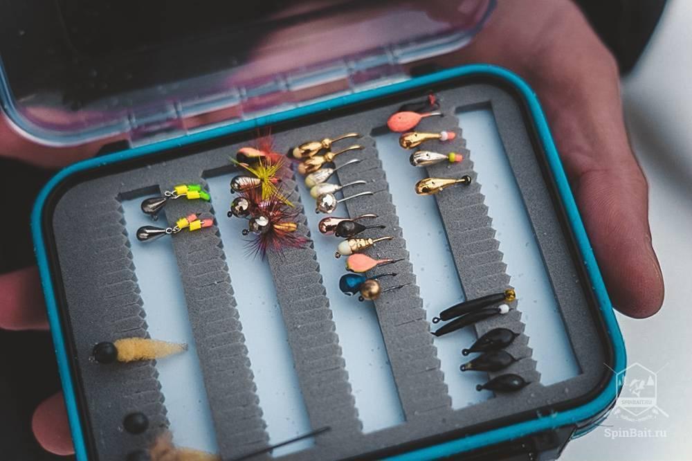 Мормышинг — ловля спиннингом на зимние мормышки - читайте на сatcher.fish