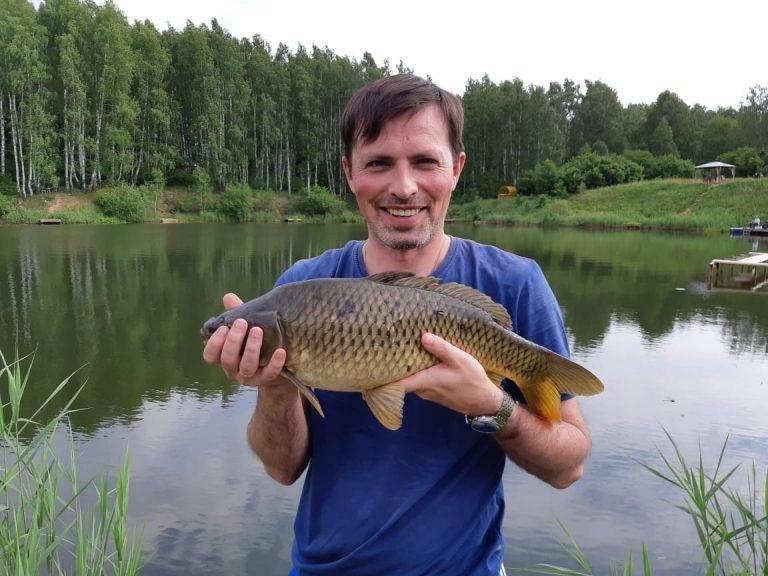 Рыбалка в костромской области