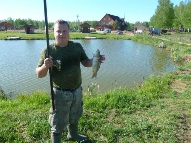 Рыбалка в костромской области - читайте на сatcher.fish