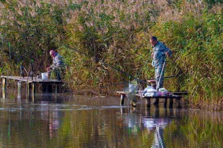 Этой весной рыболовов ограничили в местах для рыбалки