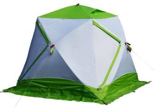 Прежде чем купить палатку для зимней рыбалки..