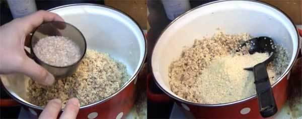 Как сварить «салапинскую» кашу для фидера