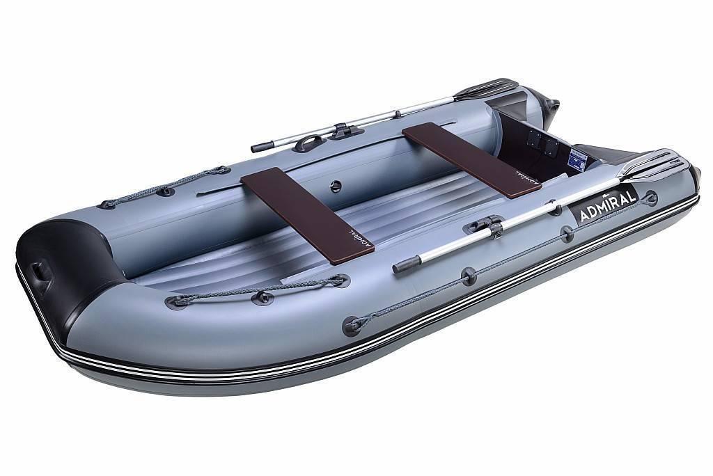 Пвх лодка адмирал 280т