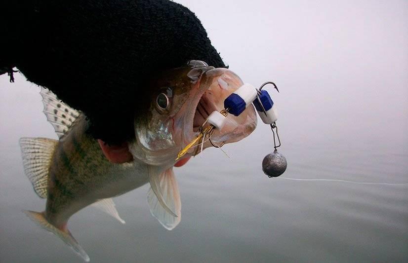 Мандула для ловли рыбы