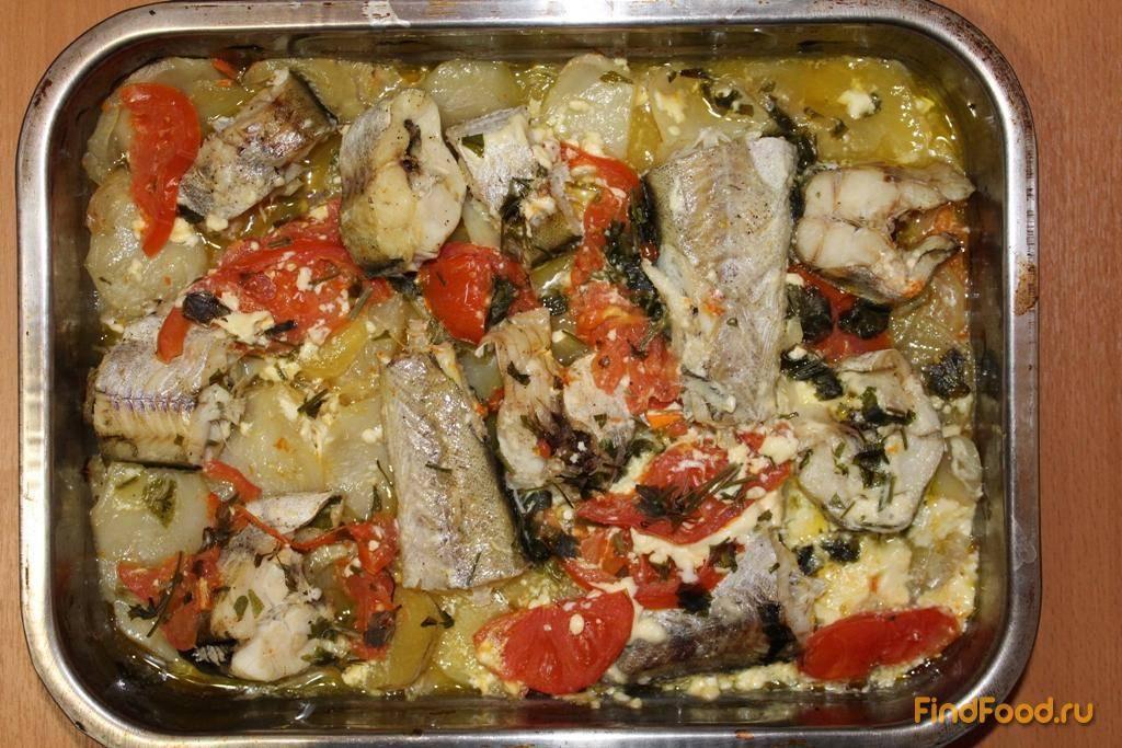 Рыба с рисом в духовке – вкусное блюдо для всей семьи