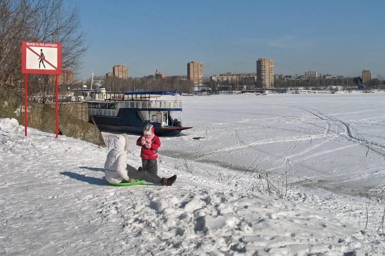 Рыбалка в москве и подмосковье: рыбные места в московской области