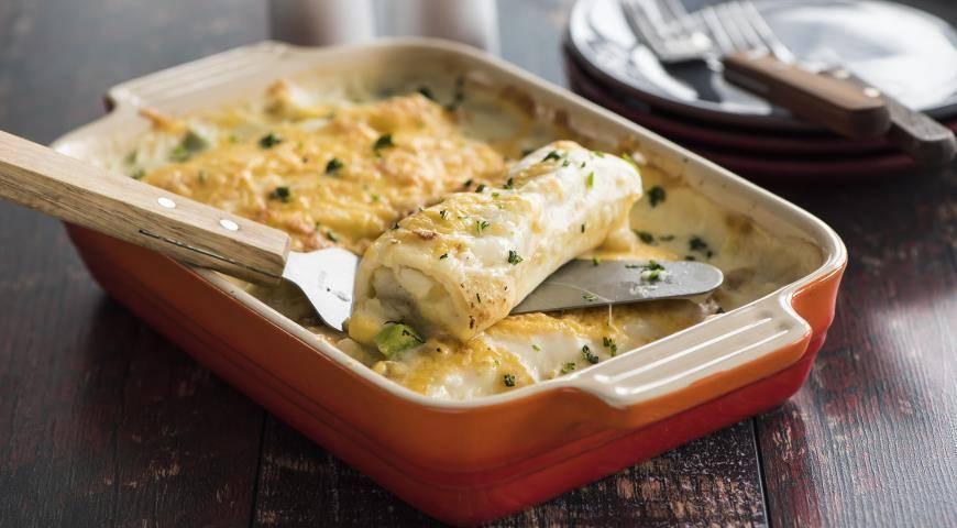 Белый соус к рыбе рецепт приготовления
